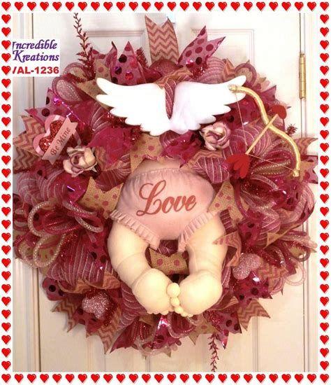 Awesome Burlap Valentine Decorations Ideas 08