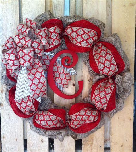 Awesome Burlap Valentine Decorations Ideas 25