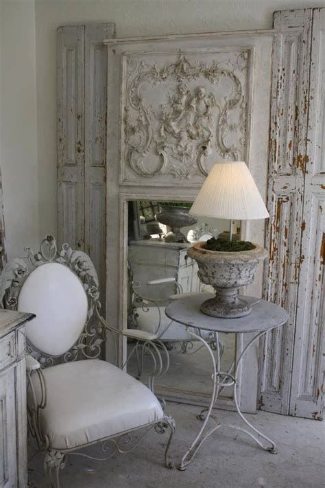 Awesome French Shabby Chic Interiors Ideas 02