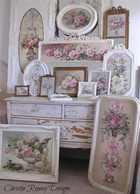 Awesome French Shabby Chic Interiors Ideas 03