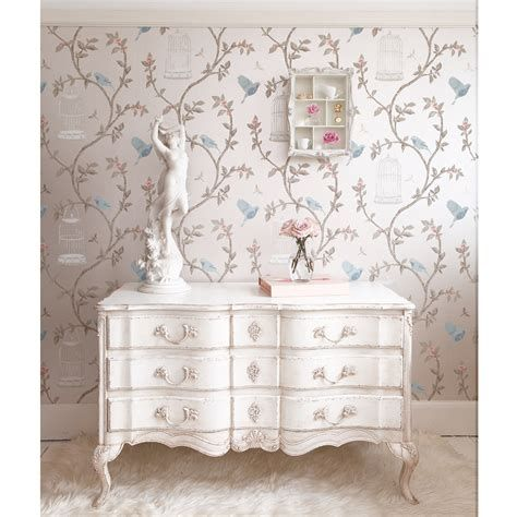 Awesome French Shabby Chic Interiors Ideas 18