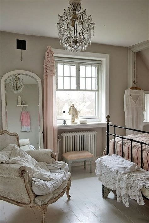Awesome French Shabby Chic Interiors Ideas 23