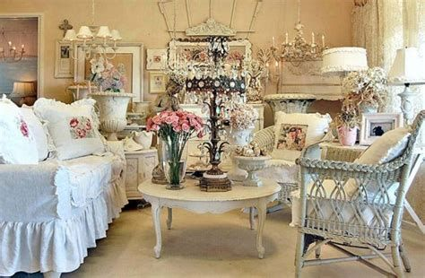 Awesome French Shabby Chic Interiors Ideas 24