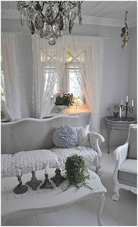 Awesome French Shabby Chic Interiors Ideas 25