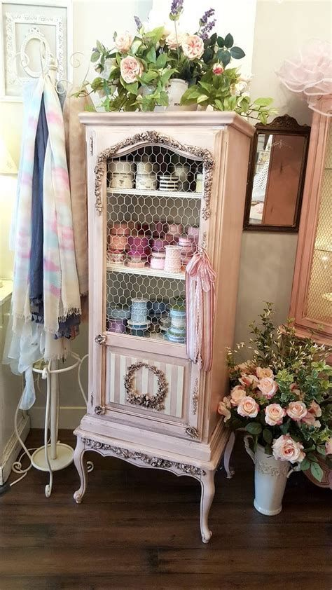 Awesome French Shabby Chic Interiors Ideas 28