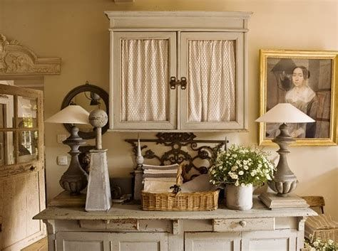 Awesome French Shabby Chic Interiors Ideas 29