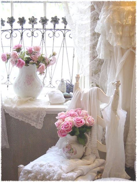 Awesome French Shabby Chic Interiors Ideas 30