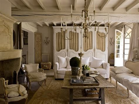 Awesome French Shabby Chic Interiors Ideas 32