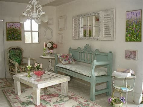 Awesome French Shabby Chic Interiors Ideas 40