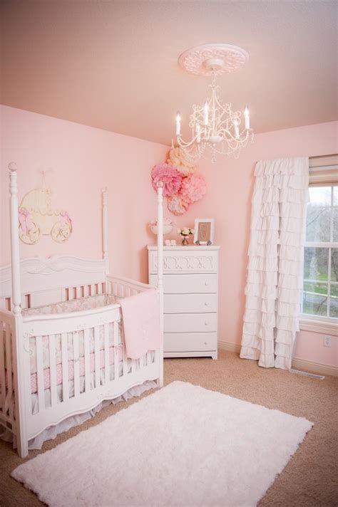 Beautiful Shabby Chic Baby Bedroom Ideas 07