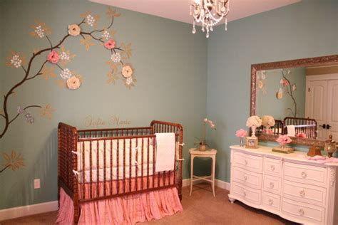 Beautiful Shabby Chic Baby Bedroom Ideas 08