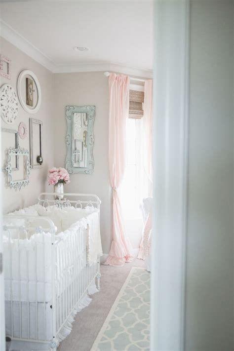 Beautiful Shabby Chic Baby Bedroom Ideas 13