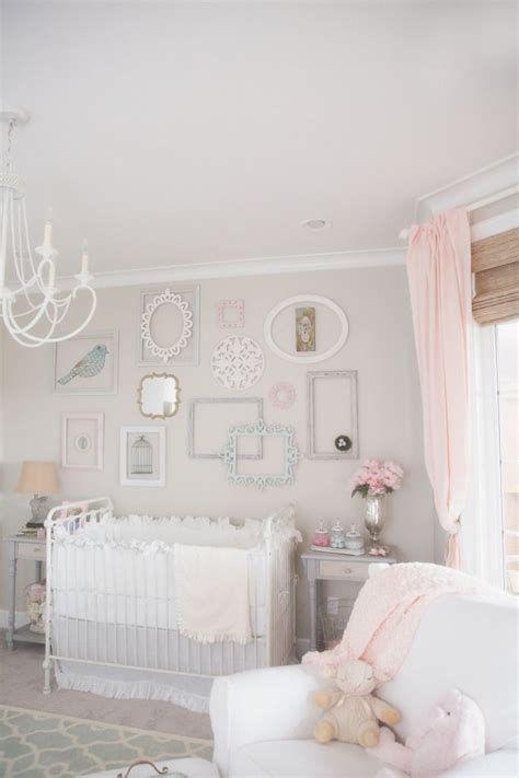 Beautiful Shabby Chic Baby Bedroom Ideas 14