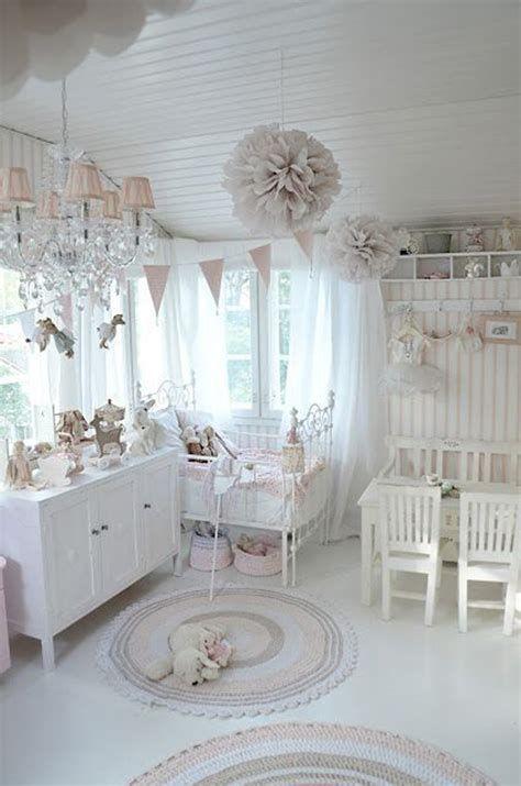 Beautiful Shabby Chic Baby Bedroom Ideas 20
