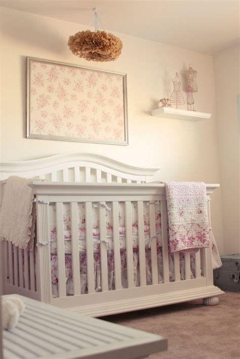 Beautiful Shabby Chic Baby Bedroom Ideas 27