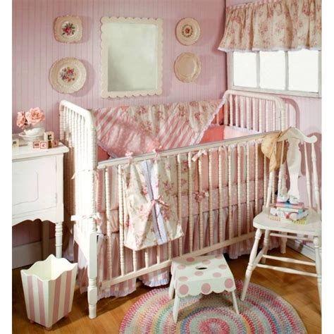 Beautiful Shabby Chic Baby Bedroom Ideas 31