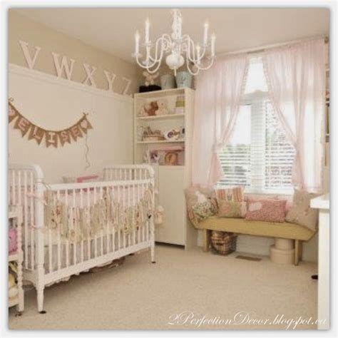 Beautiful Shabby Chic Baby Bedroom Ideas 37