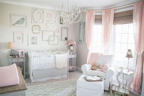 Beautiful Shabby Chic Baby Bedroom Ideas 43