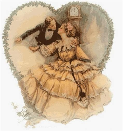 Beautiful Victorian Valentines Decorations Ideas 01