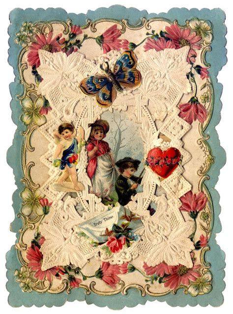 Beautiful Victorian Valentines Decorations Ideas 21