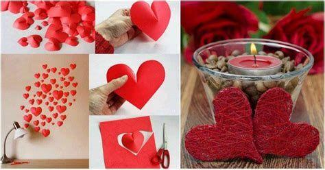 Classy Inexpensive Valentine Decorations Ideas 15