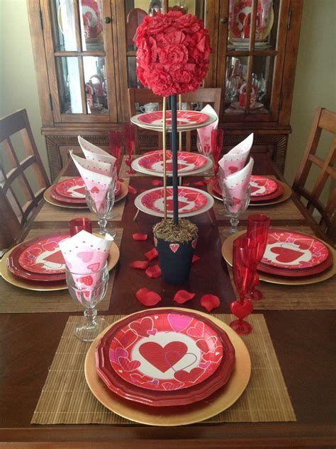 Classy Inexpensive Valentine Decorations Ideas 26