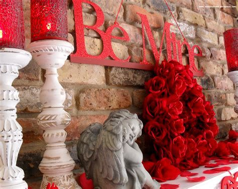 Classy Inexpensive Valentine Decorations Ideas 36