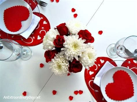 Classy Inexpensive Valentine Decorations Ideas 43
