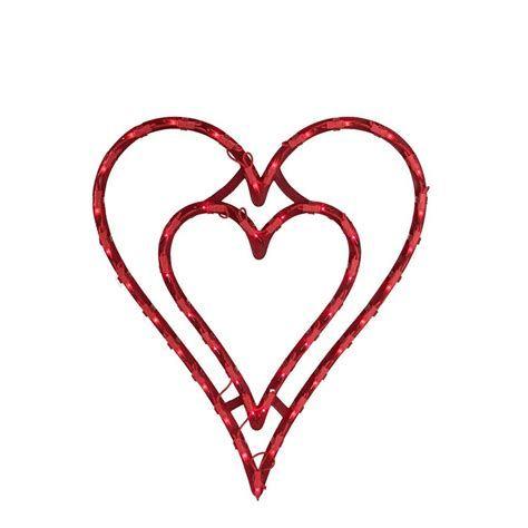 Comfy Lighted Valentine Window Decorations Ideas 32