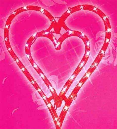 Comfy Lighted Valentine Window Decorations Ideas 33