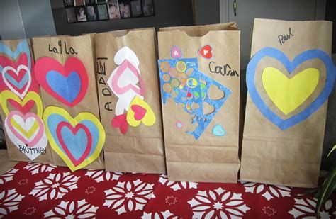 Cool Printable Valentine Bag Decorations Ideas 04