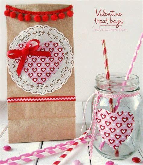 Cool Printable Valentine Bag Decorations Ideas 09