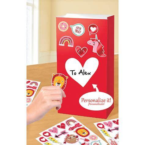 Cool Printable Valentine Bag Decorations Ideas 16