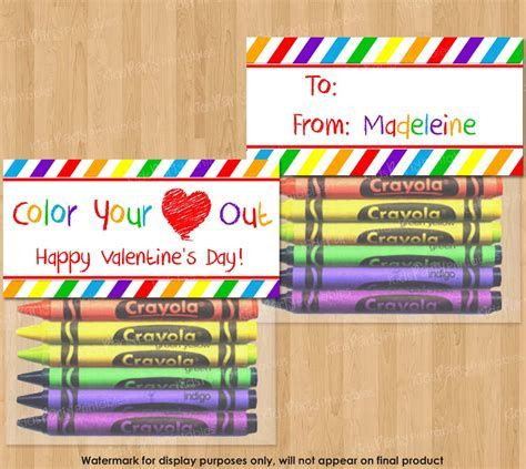 Cool Printable Valentine Bag Decorations Ideas 25