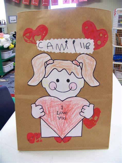 Cool Printable Valentine Bag Decorations Ideas 27