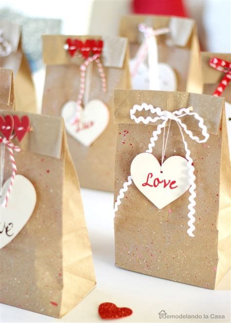 Cool Printable Valentine Bag Decorations Ideas 34