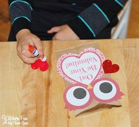 Cool Printable Valentine Bag Decorations Ideas 39
