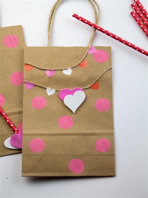 Cool Printable Valentine Bag Decorations Ideas 41