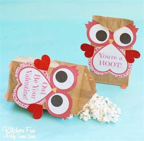 Cool Printable Valentine Bag Decorations Ideas 45