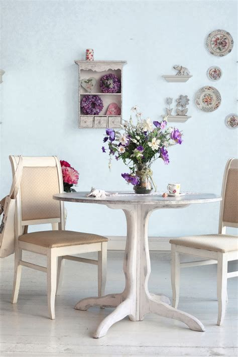 Cozy Shabby Chic Cafe Furniture Ideas 04