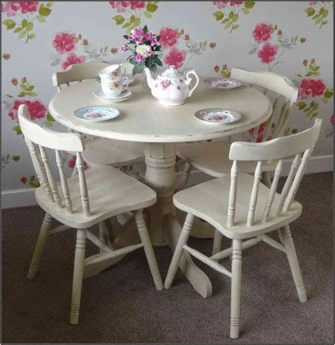 Cozy Shabby Chic Cafe Furniture Ideas 16