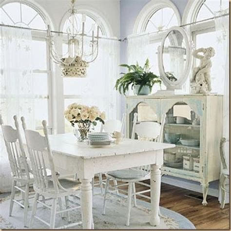 Cozy Shabby Chic Cafe Furniture Ideas 22