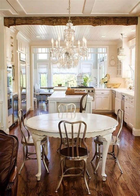 Cozy Shabby Chic Cafe Furniture Ideas 36