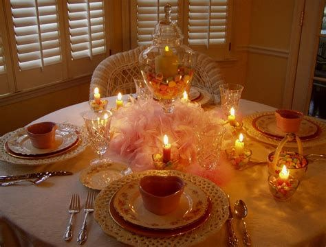 Easy Valentine Dinner Table Decorations Ideas 27