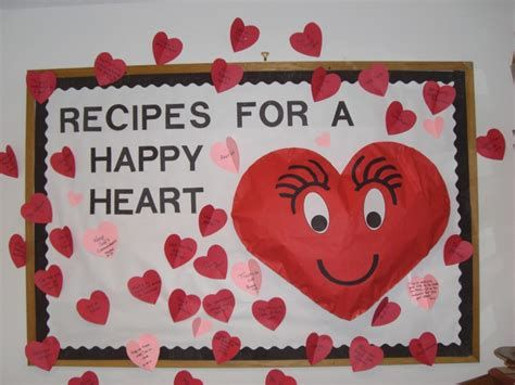 Easy Valentines Board Decorations Ideas 03