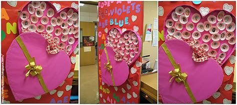 Easy Valentines Board Decorations Ideas 19