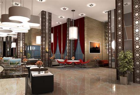Impressive Valentines Day Hotel Lobby Decorations Ideas 18