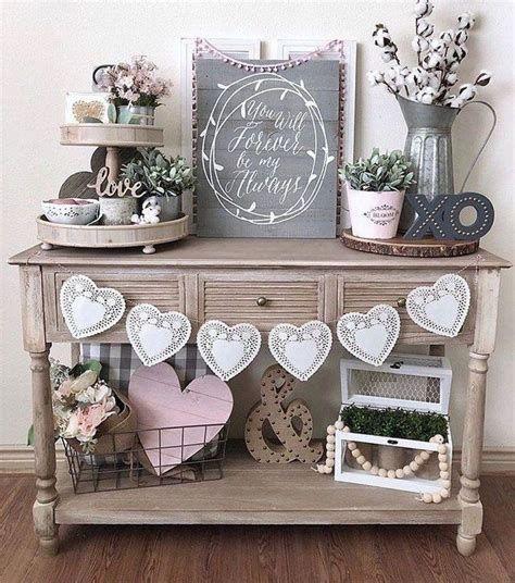 Stunning Diy Farmhouse Valentine Decor Ideas 11