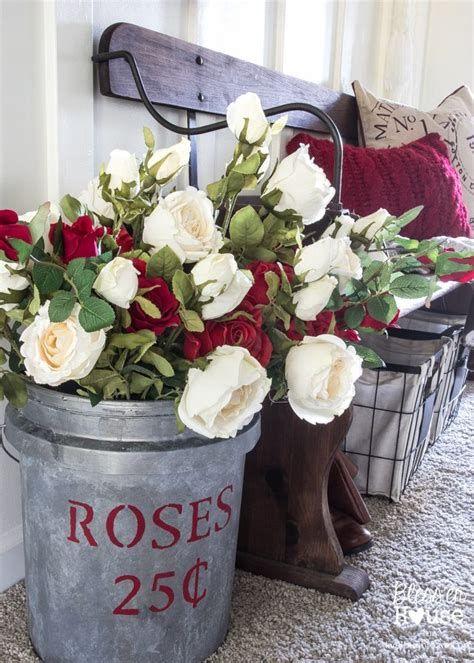 Stunning Diy Farmhouse Valentine Decor Ideas 15