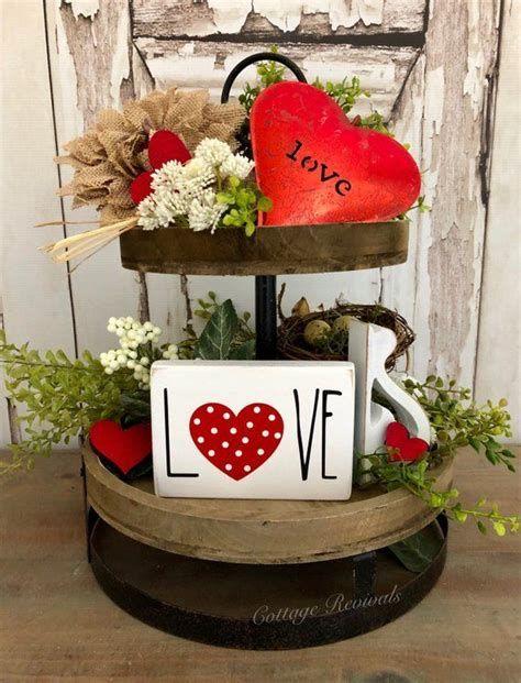 Stunning Diy Farmhouse Valentine Decor Ideas 27